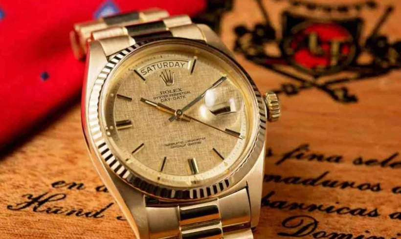Ceasul Rolex din aur purtat de Ion Iliescu a fost scos la licitație. Care este prețul de pornire