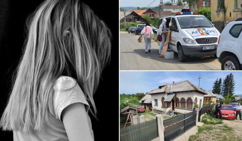 Fetița care și-a găsit părinții morți în Argeș și-a sunat sora: 'Nu mă lăsa singură!'