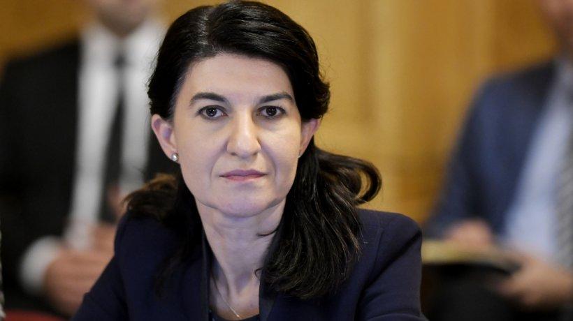 Ministrul Violeta Alexandru a plecat spre Germania. Ce mesaj a ținut să transmită