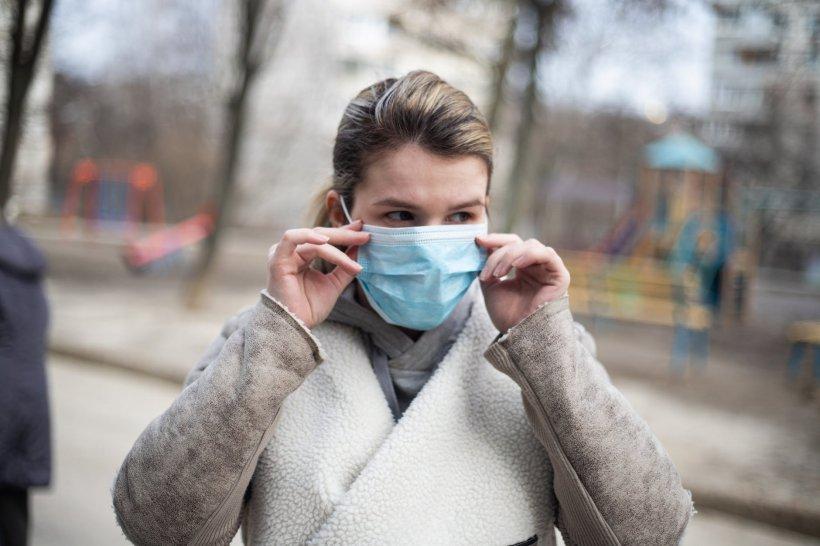 Dr. Adina Alberts trage un semnal de alarmă: Masca nu este un echipament de protecţie inofensiv!
