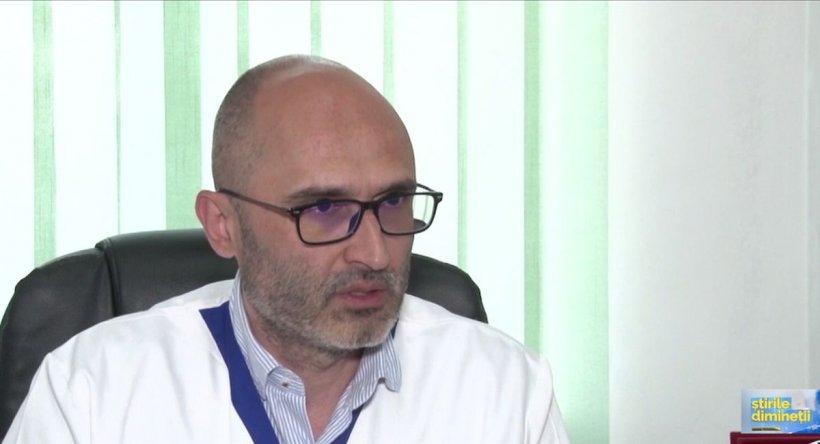 Schimbări la vârful Spitalului de Boli Infecțioase din Timişoara. Medicul care a vindecat multe cazuri de COVID-19, manager