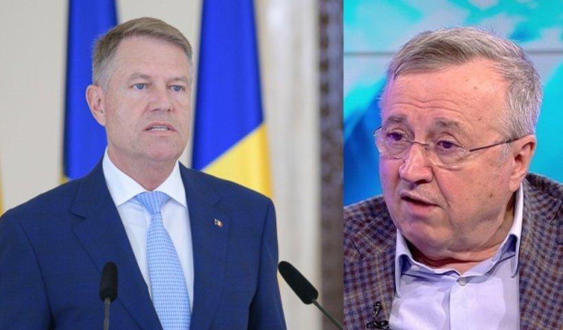 Cristoiu: După exemplul lui Putin, Klaus Iohannis a hotărât să conducă România manual