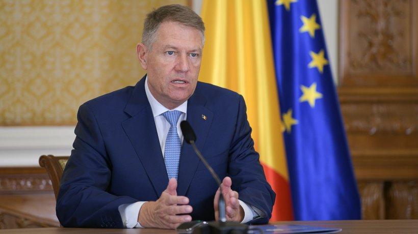 Klaus Iohannis: Prioritatea PSD este dărâmarea Guvernului