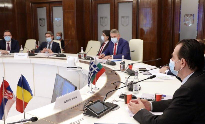 Orban a discutat cu liderii din Bulgaria, Grecia și Serbia despre viitoarele măsuri de relaxare