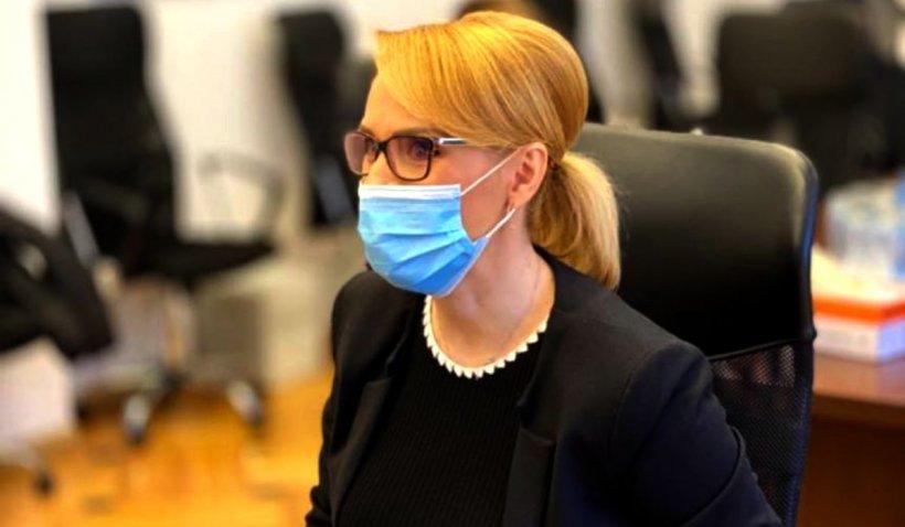 """Gabriela Firea, anunț important despre testarea în școli împotriva coronavirusului. """"Virusul poate fi adus în școli de oricine!"""""""