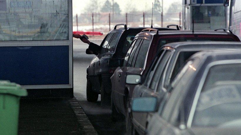 Zece puncte de trecere a frontierei vor fi deschise la granița româno-ungară începând de joi dimineața