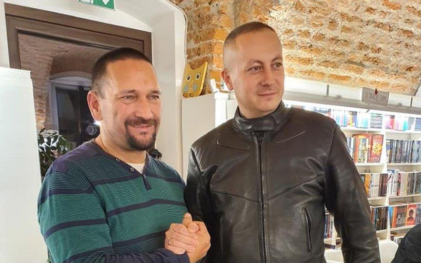 IGPR anulează demiterea polițistului Valer Kovacs