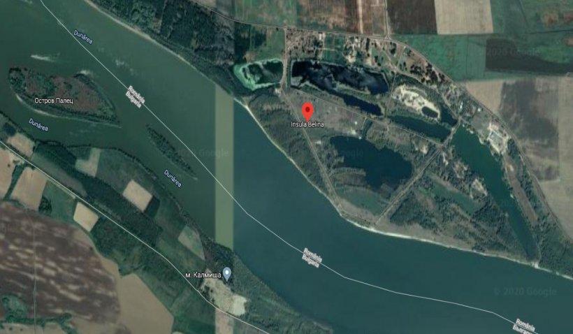 Orban: Insula Belina și brațul Pavel vor reveni statului român