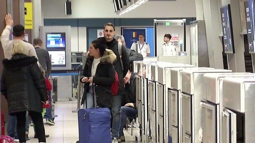 347 de români cu contracte temporare în Spania, repatriați cu două curse speciale