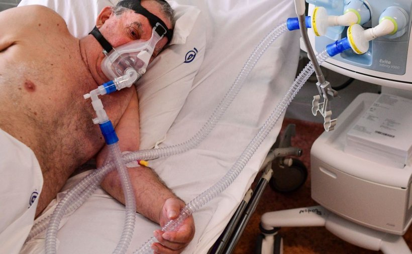Coronavirusul există sau nu? Mărturii de la bolnavii de COVID-19 aflaţi pe patul de spital