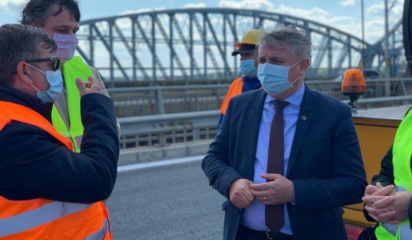 Ministrul Transportului cere sistarea lucrărilor la Autostrada Soarelui, începând cu 15 iunie
