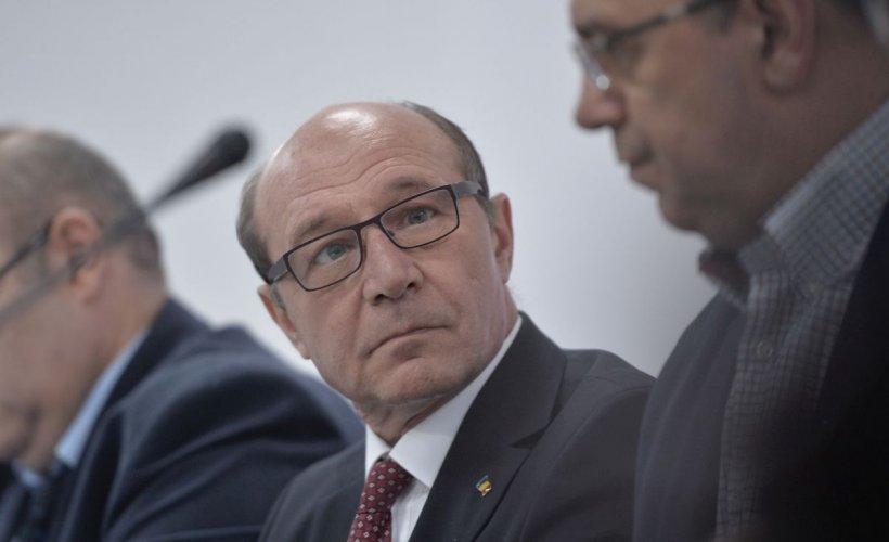 Traian Băsescu laudă PSD: Jocul lor este atât de subtil încât nu-l înțelege clasa politică românească