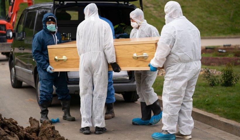 Încă trei decese din cauza noului coronavirus, în România. Bilanțul negru a ajuns la 1176