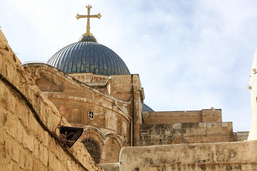 Biserica Sfântului Mormânt din Ierusalim, redeschisă