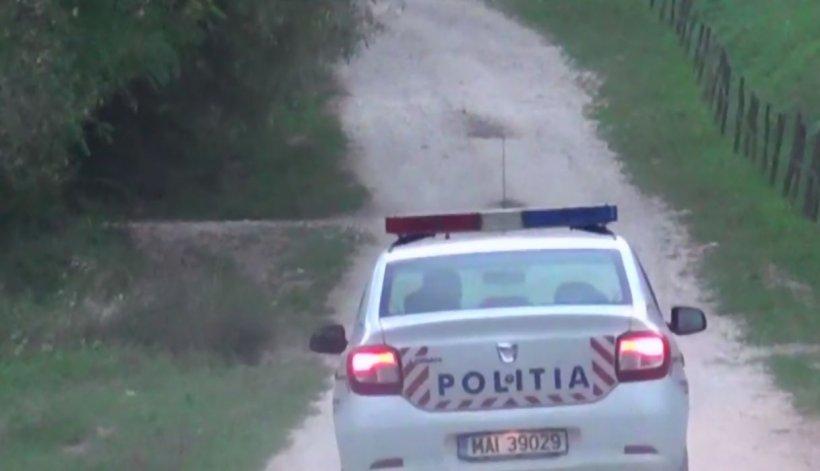 Copil abandonat pe câmp, în Ilfov. Poliția cere ajutorul populației pentru a găsi părinții
