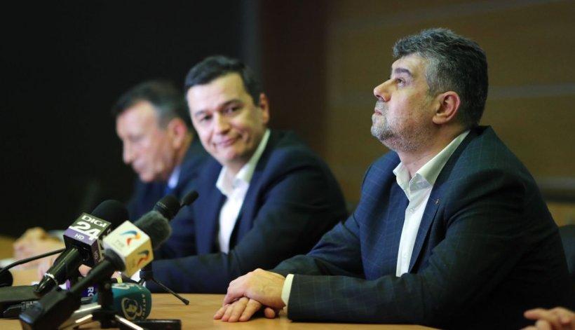 Marcel Ciolacu, anunțat că nu va mai fi susținut la conducerea PSD - surse