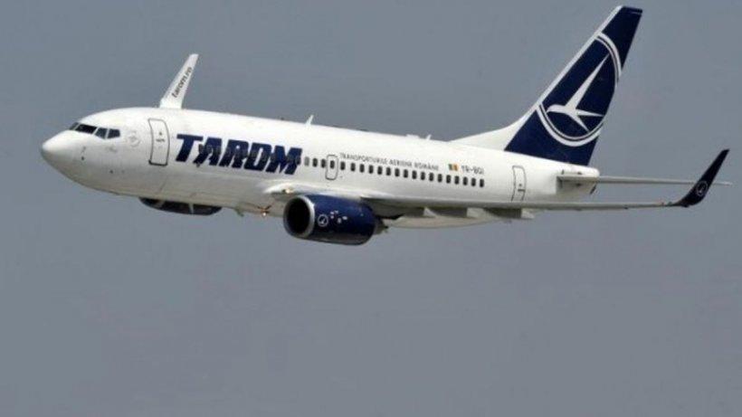 TAROM a reintrodus zborurile spre și dinspre Italia