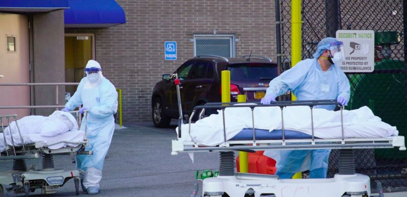Un bărbat suspect de coronavirus a fugit dintr-un spital din Iași