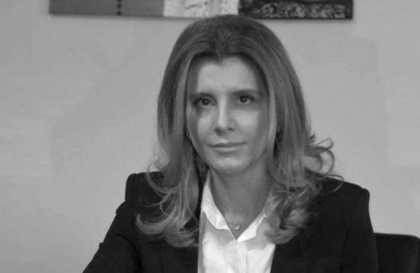 Celebra avocată Roxana Diaconu și membru în Comisia de Recurs a FRF a murit