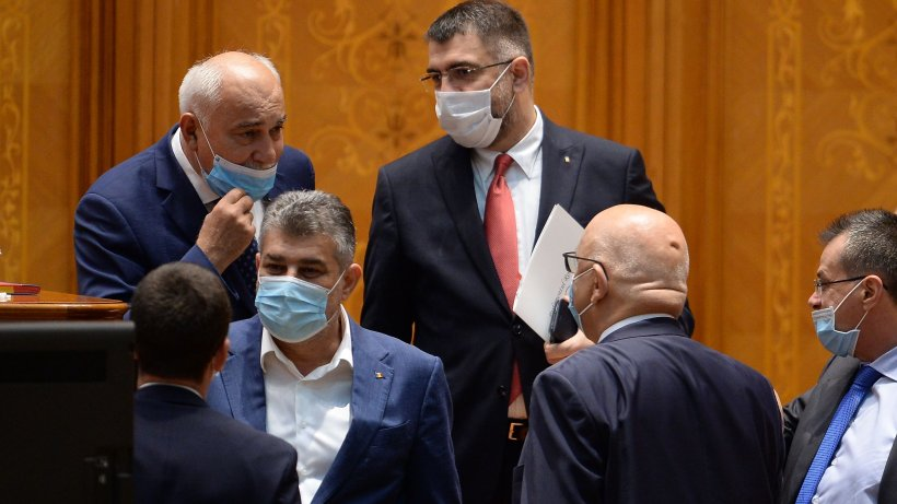 Scandal în PSD din cauza moțiunii împotriva Guvernului Orban