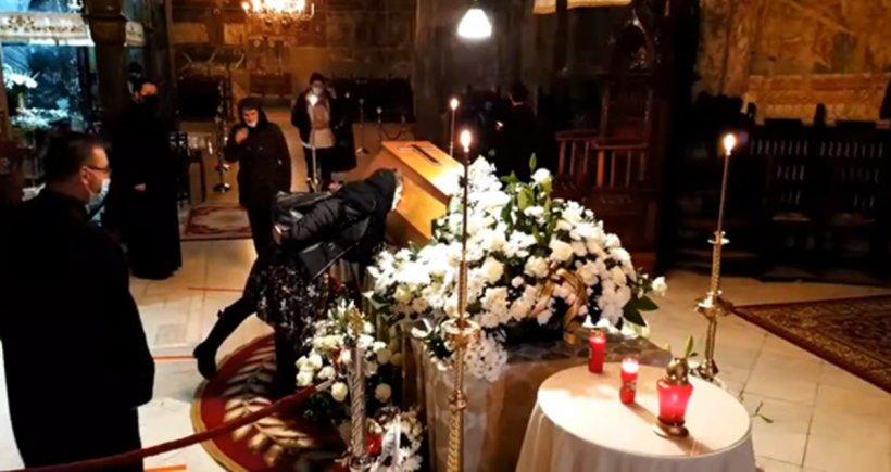 DSU, despre ceremonia de înmormântare a ÎPS Pimen: Nu s-au dat derogări de la normele de sănătate publică