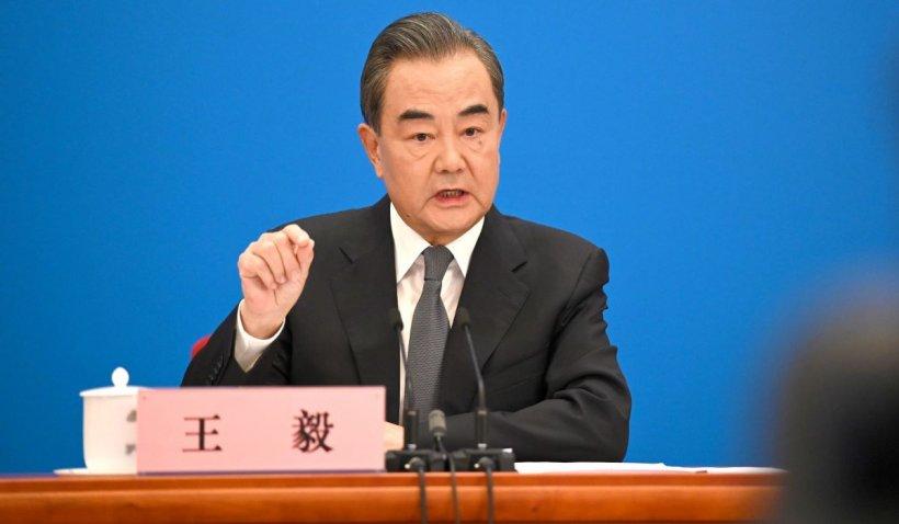 """Șeful diplomației chineze acuză Statele Unite că forțează """"un nou Război rece"""""""