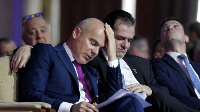 Scandal în PNL. Rareş Bogdan, atac dur la consilierii premierului: Tot felul de imbecili. Imi vine sa ies să spun mai multe decât spun