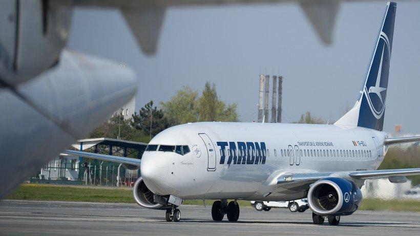 Tarom extinde zborurile speciale. Se va putea zbura spre Spania, Italia și Olanda