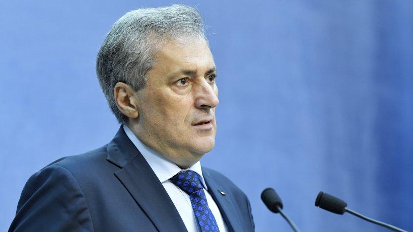 """Marcel Vela, la dezbaterea moțiunii: """"Să fiu ministru de Interne reprezintă cea mai importantă misiune a vieții mele"""""""