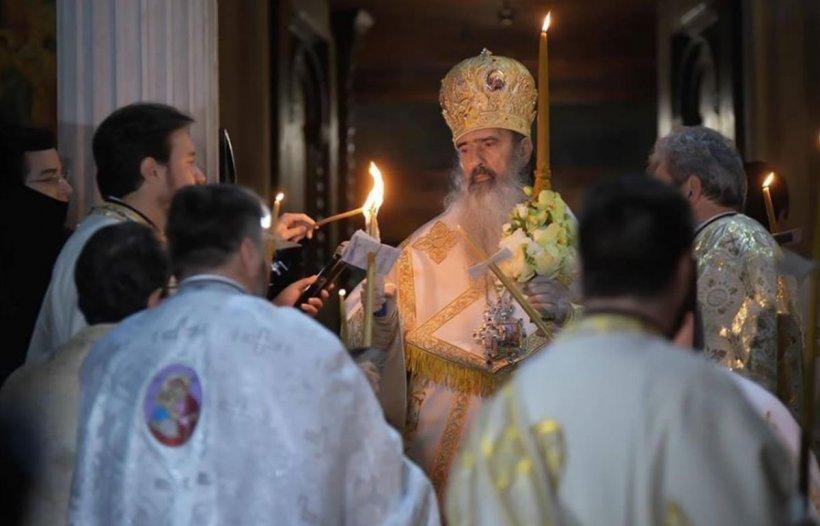 Înviere cu repetiție la Constanța. Premieră absolută în istoria Bisericii Ortodoxe Române