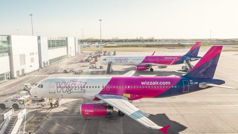 Wizz Air blochează vânzarea biletelor spre Italia, Spania, Anglia, Germania, Belgia în așteptarea deciziei cu privire la interdicția de zbor