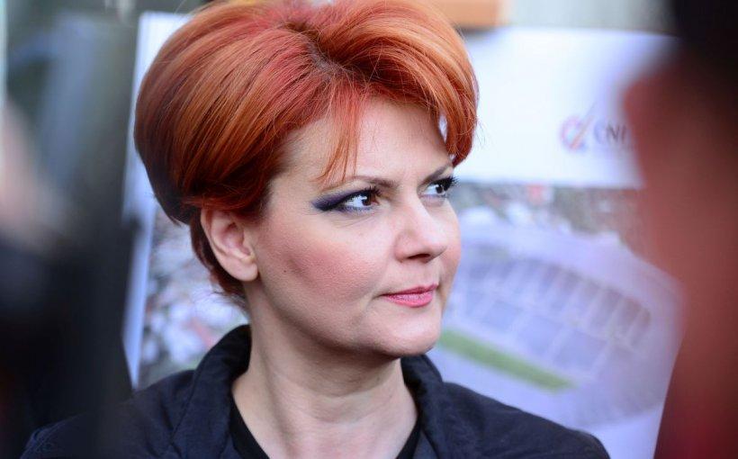Lia Olguța Vasilescu amenință cu moțiunea de cenzură orice modificare la Legea pensiilor: 'Este inadmisibil și nu voi tolera'