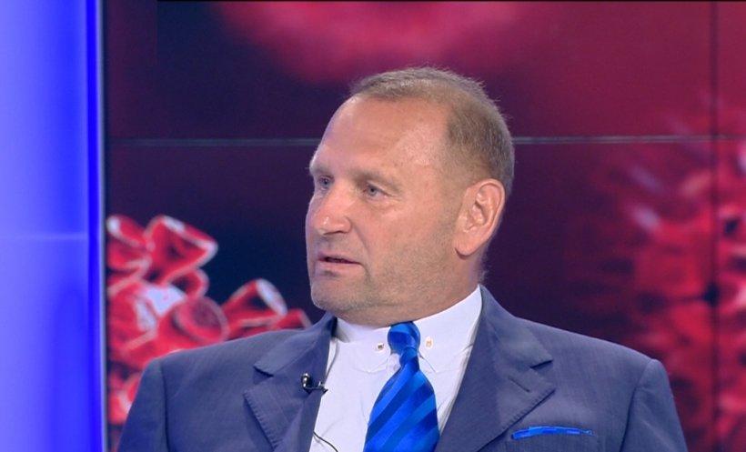 Viorel Cataramă, declarație surprinzătoare după ce a primit Lumina la slujba specială de la Constanța
