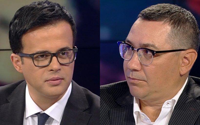 Ponta: Îmi doresc să candidez la prezidențiale în 2024
