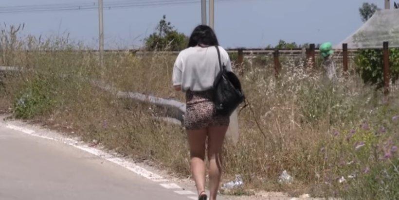 """Prostituatele românce din Italia verifică temperatura clienților cu termoscannerul: """"Nu putem să stăm fără să muncim"""""""