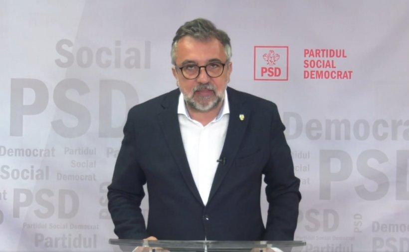 Romaşcanu: 'Vom depune alte două moţiuni simple, pe Muncă şi Dezvoltare'