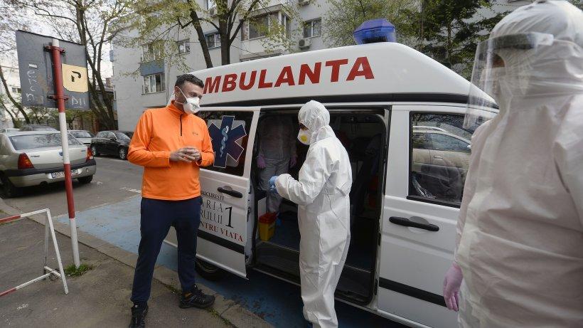 Angajații de la Ambulanța Olt cer despăgubiri de 1 milion de euro, după ce s-au infectat cu coronavirus