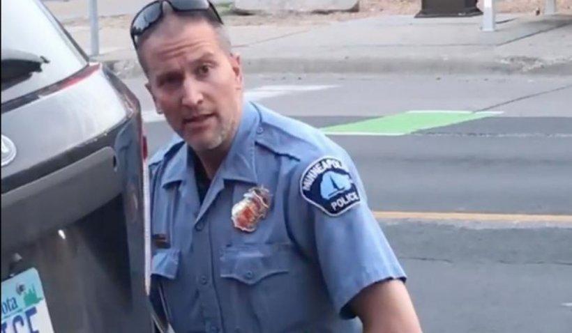 Polițistul din Minneapolis care l-a ucis pe cetățeanul afro-american George Floyd a fost arestat