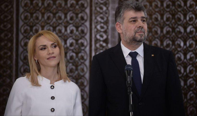 Ciolacu o susţine pe Firea la Capitală: Cred că e cea mai bună alegere de departe