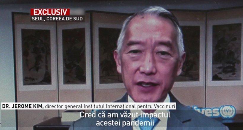 Directorul Institutului internațional de vaccinuri, despre COVID şi microchip: E ceva de domeniul SF