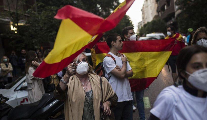 Spania prelungește starea de alertă până pe 21 iunie