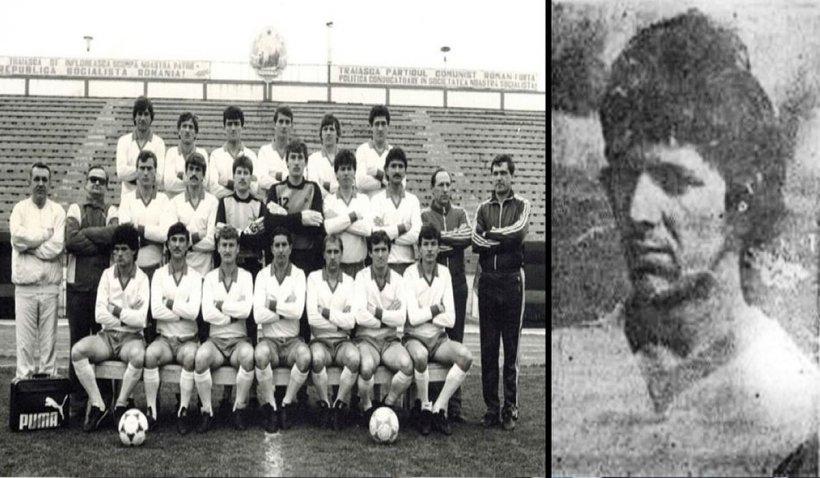 Doliu în lumea fotbalului românesc. Un fost jucător cunoscut a murit la 59 de ani