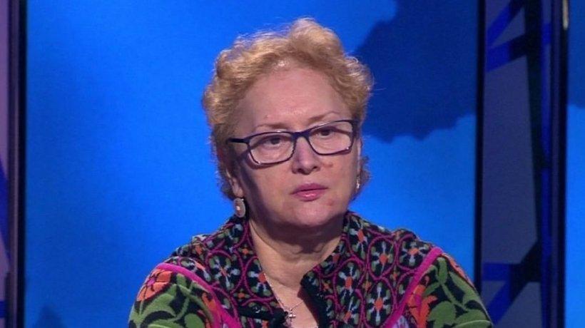 Prima reacție a Renatei Weber după ce Florin Roman a numit-o 'sluga PSD'