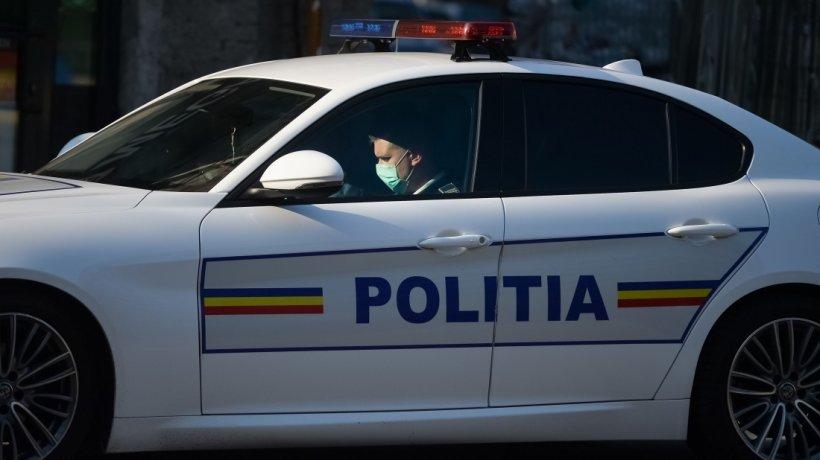 Un bărbat din Dâmbovița, reținut după ce a amenințat cu arma un rival