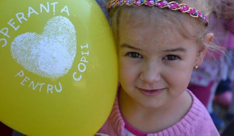 Asociația Speranța pentru Copii și Selgros România, 10 ani de colaborare: 'Sute de copii defavorizați au primit o nouă șansă'