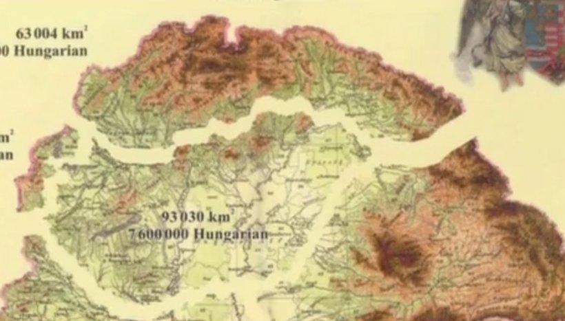 Astăzi se împlinesc 100 de ani de la Tratatul de la Trianon