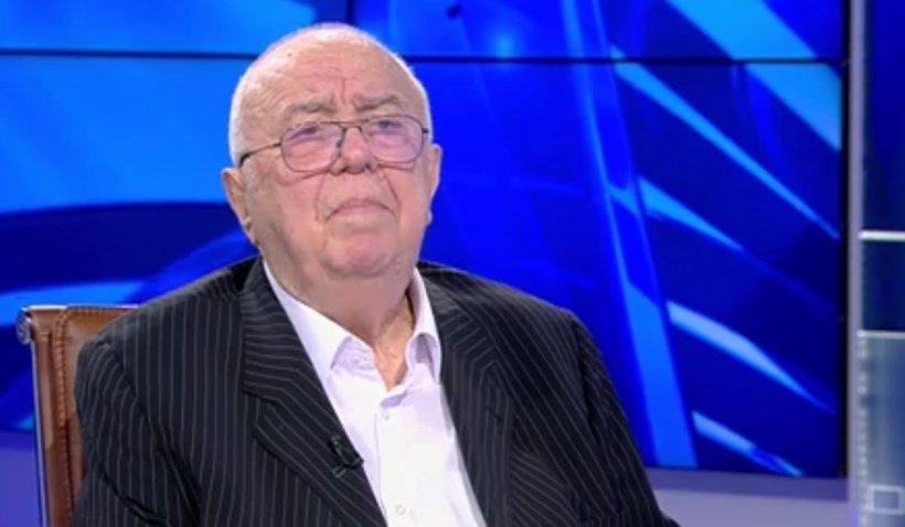 Eroul Zilei. Moment emoționant în platoul Antena 3. Alexandru Arșinel împlinește 81 de ani