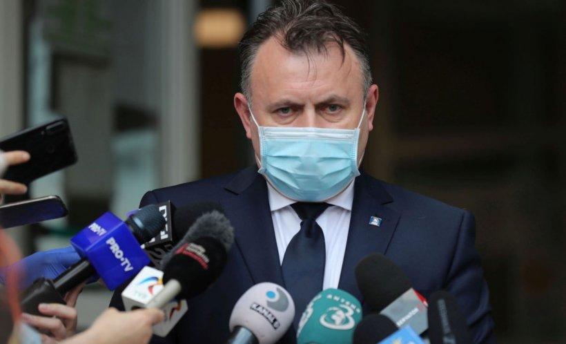 Ministrul Tătaru răspunde la întrebarea momentului: Când scăpăm de măștile de protecție?