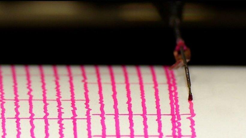 Cutremur vineri dimineaţă, într-o zonă neobişnuită din România
