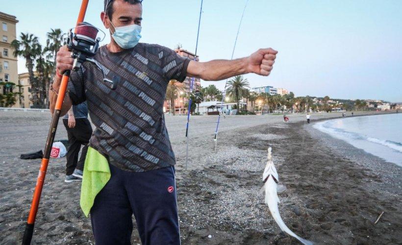 Pescar dispărut pe mare, la Constanța